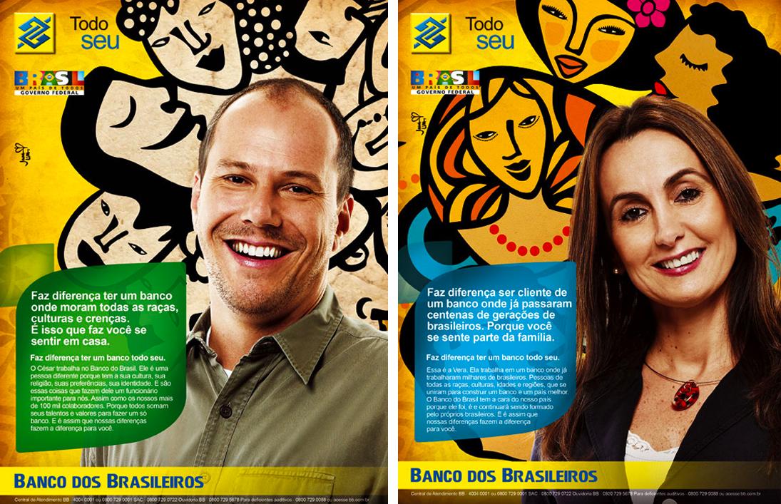 Campanha Nacional   Banco do Brasil