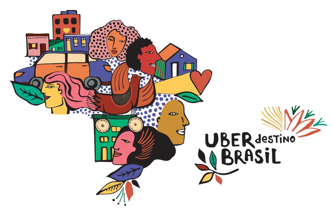 Uber Destino Brasil | Uber