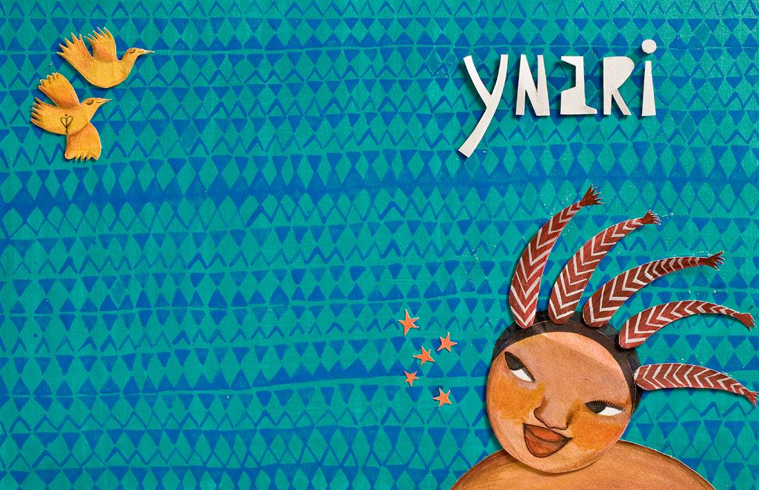 Ynari   Cia. das Letrinhas
